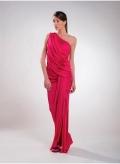 Dress 1 Shoulder Flash