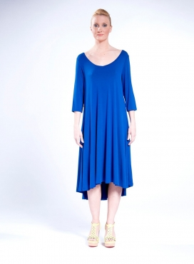 Dress Ray 3/4 sleeves elastic