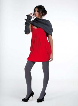 Dress Pieta diplo Mini τούλι