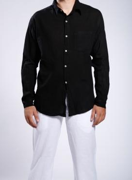 Shirt Tango 100% Linen Gauze