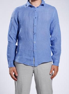 Shirt Tango Men's 100% Linen Gauze