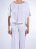 Μπλούζα Hyper Short 100% Λινό