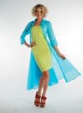 Dress Simple strapless elastic