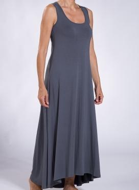 Dress Athlos Sleeveless Maxi Elastic