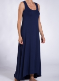 Dress Athlos Sleeveless Maxi Elastic