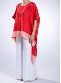 Blouse Scale linen / silk