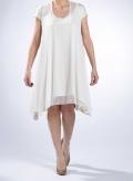 Dress Mytes Midi Sleeveless Tulle 100% Pes