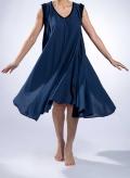 Φόρεμα Dove Χωρίς Μανίκι 100% Cotton