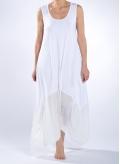Dress Delos Sleeveless Maxi Double