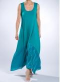 Φόρεμα Delos Χωρίς Μανίκι Maxi Double