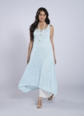 Dress Fanelaki maxi elastic