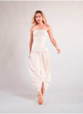 Skirt Drape Maxi 100% viscose