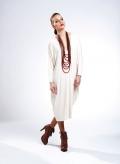 Dress V Tetragono elastic
