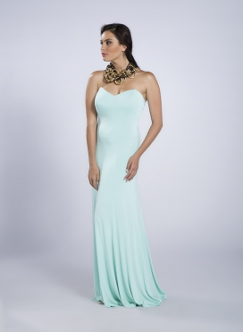 Dress Oscar Maxi elastic