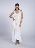 Dress Mytes Sleeveless Elastic