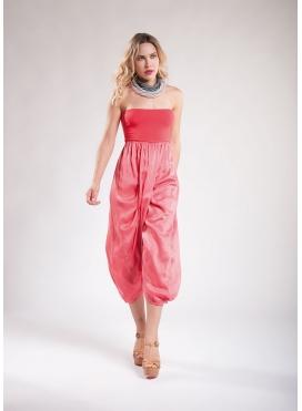 Pants Front Vertical 100% silk