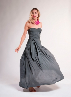 Skirt/Dress Folded Maxi
