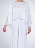 Μπλούζα Poncho Plisse Thick 100% Polyester