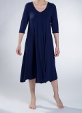 Dress Ray-Ray 3/4 sleeve elastic sized