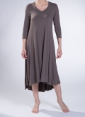 Dress S.P.Ray 3/4 sleeve sized elastic