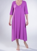 Dress S.P. Ray 3/4 Sleeve Sized Elastic