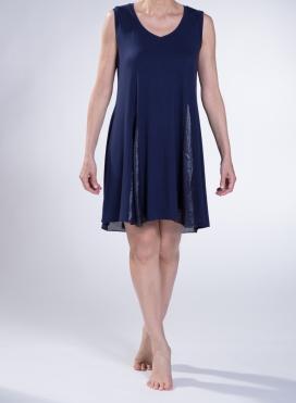 Dress Maya sleeveless double sized
