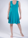 Dress Maya sleeveless double sized
