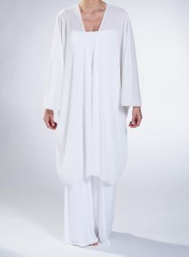 Jacket Tetragoni Plisse Thin