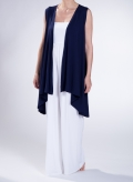 Jacket Nepal Midi sleeveless elastic