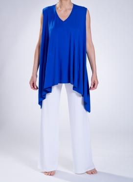 Μπλούζα Dιp Side Palette Sleeve Ελαστικό