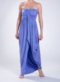 Dress Strapless Lingua Elastic