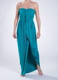 Φόρεμα Στραπλες Lingua Ελαστικό