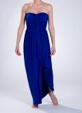 Dress Strapless Lingua Elastic