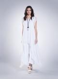 Dress Fanelaki Layered Thai 100% Viscose