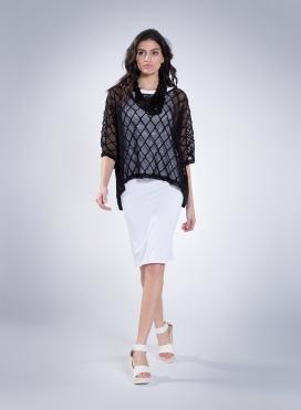 Μπλούζα Parfait Front Lace