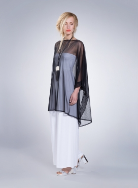 Blouse Square Tulle