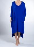 Φόρεμα Slits pockets ελαστικό