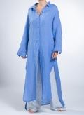 Φόρεμα Σεμιζιέ Summer μακρύ μανίκι 100%