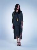 Dress Tetragono Diplo Thai 100% Viscose
