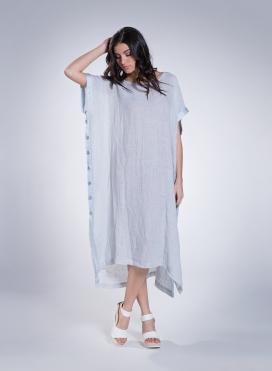 Dress Venus Linen Gauze/Silk