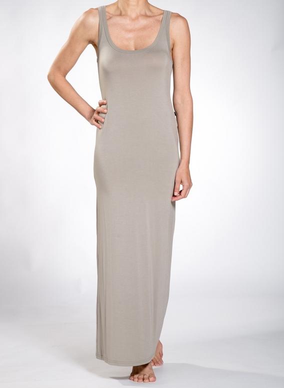 Dress Fanelaki maxi elastic