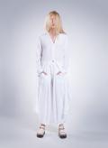Dress Semizie Summer Longsleeve Linen Gauze