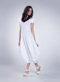 Dress Bottle Q Elastic Short Sleeve Sized