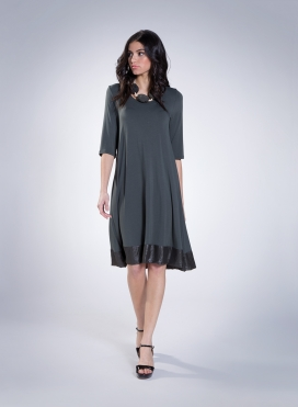 Dress Kristin Long Double