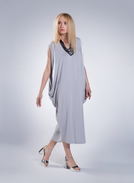 Dress Pandora Maxi Sleeveless Double