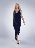 Dress Jolie Sleeveless Maxi Double