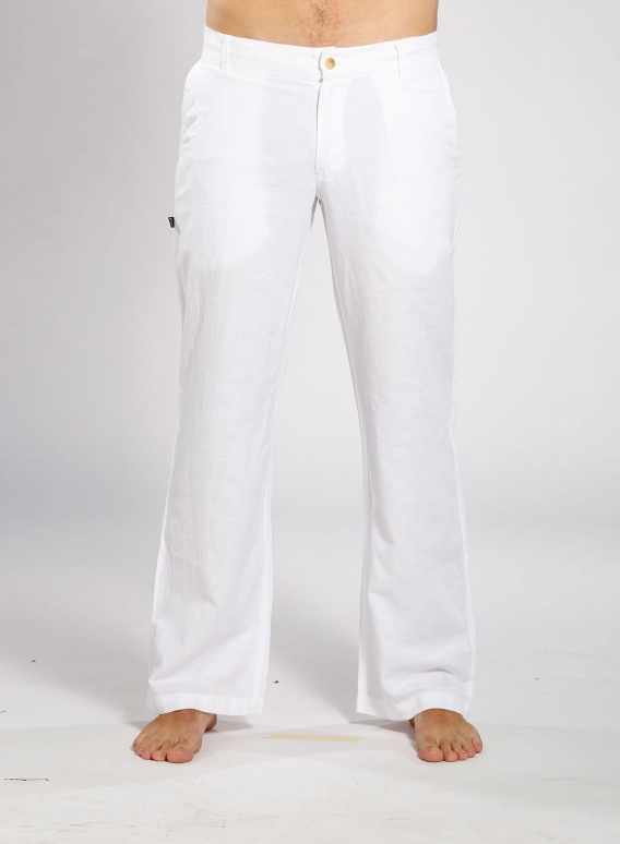 Pants 5pocket linen