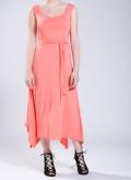 Dress Zoni sleeveless elastic