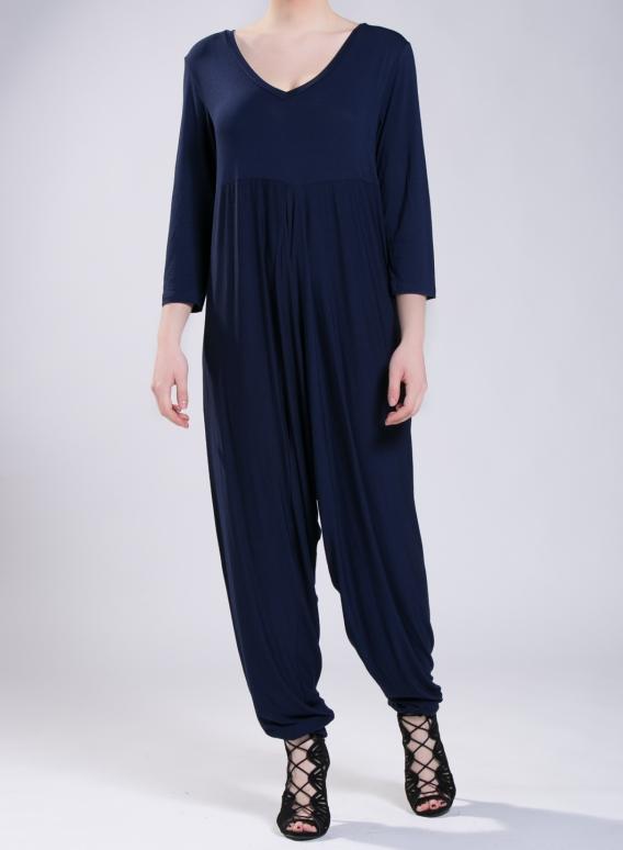 Jumpsite zip Vraka elastic 3/4 sleeves