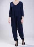 Φόρμα Zip Vraka 3/4 μανίκια ελαστική